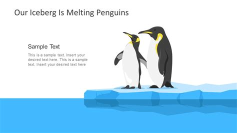 kotter our iceberg is melting our iceberg is melting penguin illustrations for