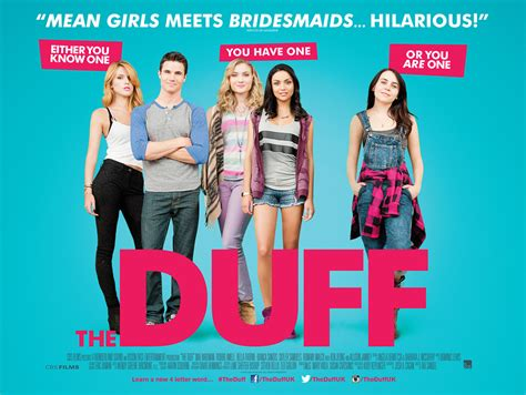 film remaja full movie the duff le film avec robbie amell mae withman