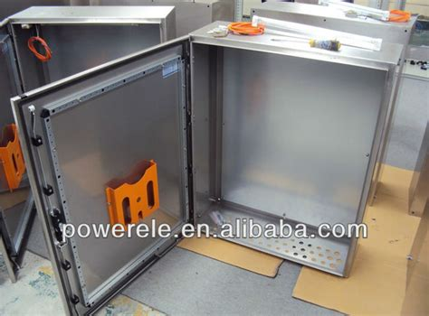 outdoor electrical panel high precision ip66 outdoor stainless steel sheet