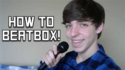 tutorial how to beatbox how to beatbox tutorial for beginners youtube