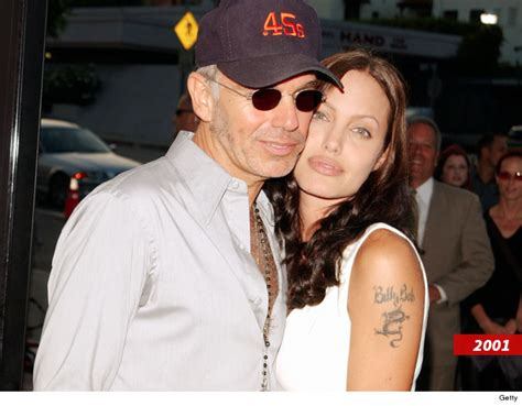 angelina jolie tattoo billy bob thornton billy bob thornton gives angelina jolie tips for brad pitt