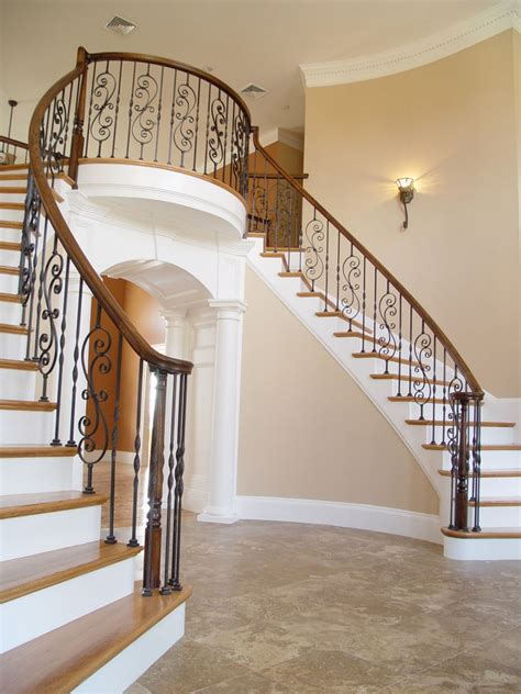 Wrought Iron Stair Balusters Fitts Stair Parts Wrought Iron Balusters Options Avail Ebay