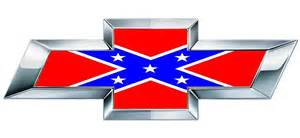 chevy rebel flag chevy bowtie rebel flag emblem overlay