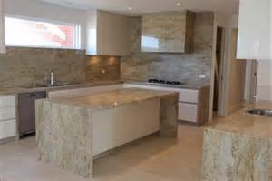 Granite Kitchen Surfaces Tipos De Encimeras Para La Cocina