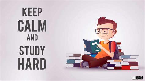 Wallpaper Cartoon Study | study wallpaper hd keep calm and study hard insbright