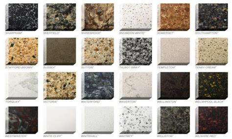 Countertop Colors Quartz Countertop Colors Kitchens Quartz Countertop