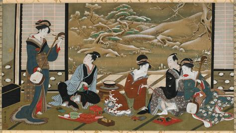japan painting show image gallery japanese paintings