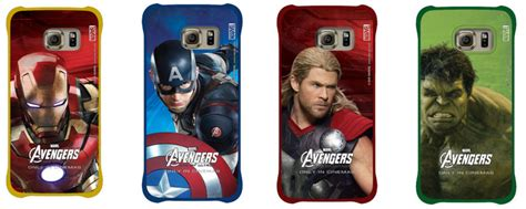Casing Samsung S6 Edge Plus Top Captain America Civil War Wide Custom official galaxy s6 accessories launched android