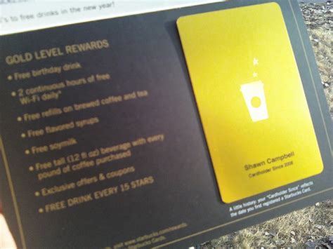 pics of cards my starbucks gold card interested in using photos and