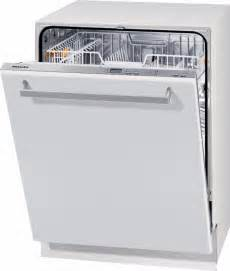 Fully Integrated Sink Miele Fully Integrated Dishwasher G4280vi All