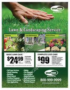 lawn care flyers templates lawn care flyers grass