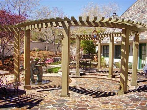 circular pergola round pergola pergola and patio cover