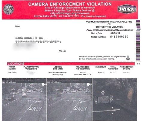 illinois red light camera ticket red light violation chicago contest decoratingspecial com