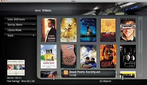 format video xbmc xbmc for android