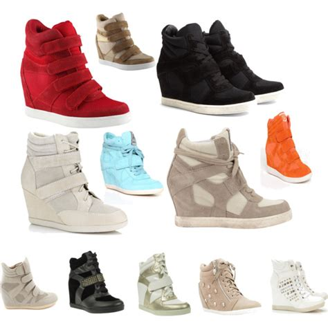 Sneakers Wedges 40 fashion would you wear a wedge sneaker