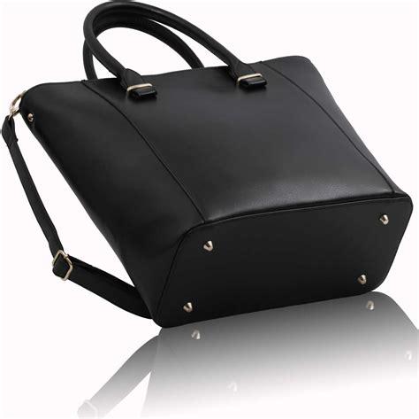 Co F58285 File Bag Signblack wholesale luxury black tote bag