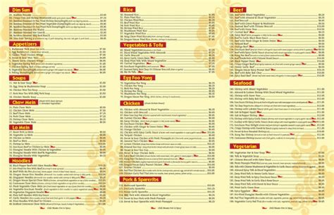 dragon house menu dragon house chinese cuisine 2530 6th line oakville on