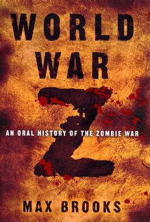 world war z book report world war z