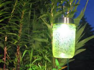 solar lights diy diy solar light jars