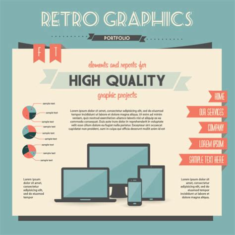 graphic design elements download vector economy infographics design elements vector graphic 01