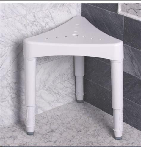 corner shower bench seat adjustable corner shower seat