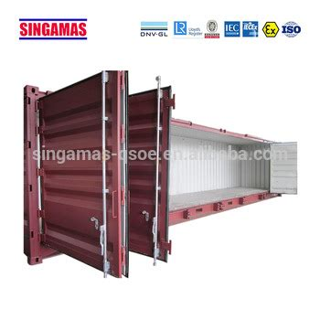 40 Open Side Shipping Container Price by 40 Hc Open Side Container Shipping Container Buy 40ft