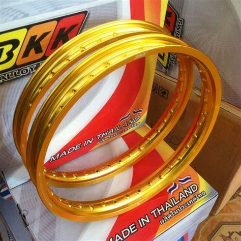 Sarung Ban Goldcover Ban Gold Slankaranuza jual velg bkk thailand 17x1 60 17x1 40 gold di lapak abadi