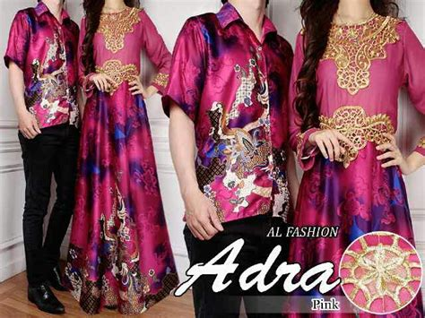 Baju Kapel Batik Model Baju Batik Motif Modern Dress Terbaru