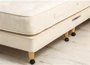 King Size Bed Sprung Base Sprung Bed Base On Legs Bed Guru The Sleep Specialists