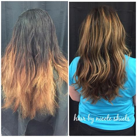 long hair stylist columbia sc corrective hair color before and after best hair color 2017