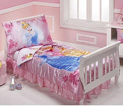 Princess Baby Bedding by Disney Princess Toddler Bedding 4 Pc Set Disney Princess