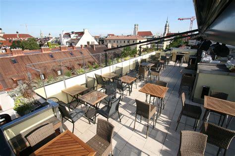 hotel deutsche eiche the roof terrace - Eiche München