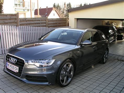Audi A6 C7 Avant by 2013 Audi A6 Avant C7 Pictures Information And Specs