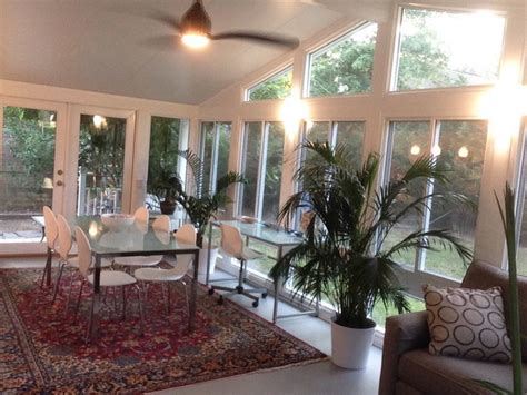 Sunrooms And Conservatories Sunrooms And Conservatories Modern Sunroom New York
