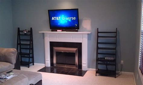 cheshire ct 65 lcd tv over fireplace complete custom 100 tv above fireplace living room with tv above