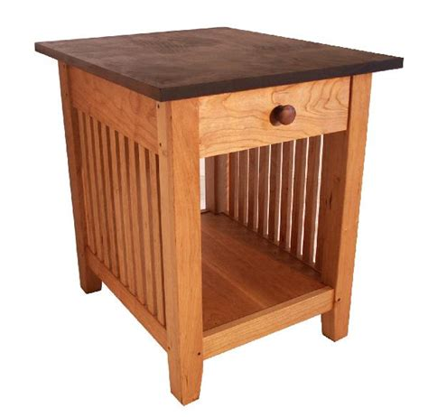 style side table mission style side table wooden images by phillip
