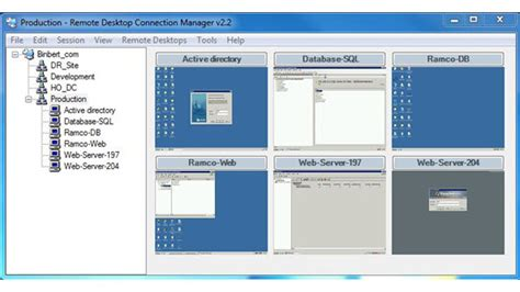 rdp console remote desktop connection manager 2 7 released brings vm