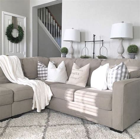 Farmhouse Style Couches by Farmhouse Living Room From Juliecwarnock Modern