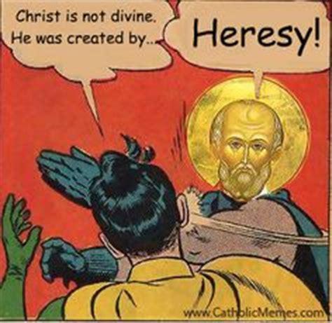 St Nicholas Meme - a post for slap a heretic day