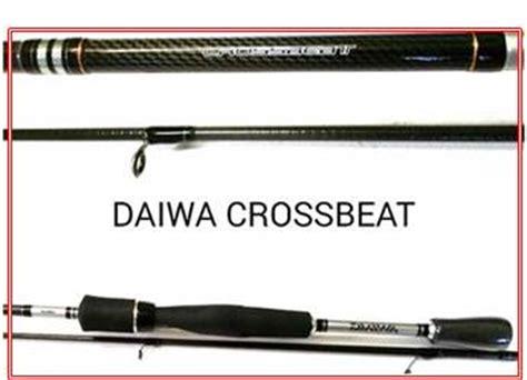 Berapa Joran Pancing Shimano daftar harga joran daiwa crossbeat dan spesifikasi raja