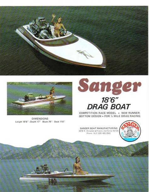 old sanger boats models