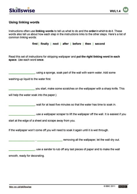 Linking Words In Essay Writing by Using Linking Words