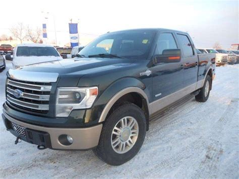 2013 Ford F 150 Supercrew Cab by 2013 Ford F 150 King Ranch 4x4 Supercrew Cab 6 5 Ft Box