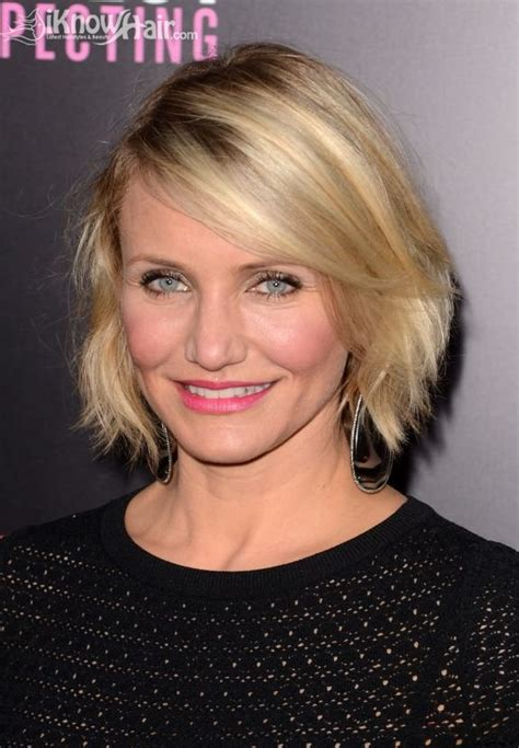 ways to style chin length thin hair chin length wavy looks for thin hair short hairstyle 2013