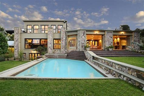 South Africa Luxury Homes The ultra luxurious mansion in south africa luxury mansions