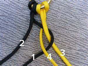 how to a to use a leash make a paracord leash