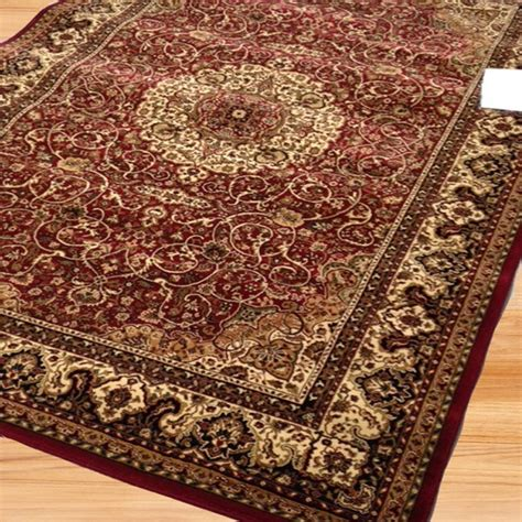 Clearance Area Rug by Payless Rugs Clearance World Wine Area Rug 5 Ft 3 In X 7