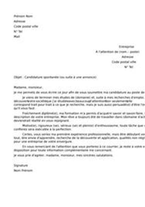 Modèles De Lettre De Mise En Disponibilité Lettre De Motivation Diplome Employment Application