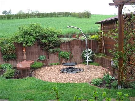 kleine feuerstelle im garten feuerstelle im garten anlegen nowaday garden