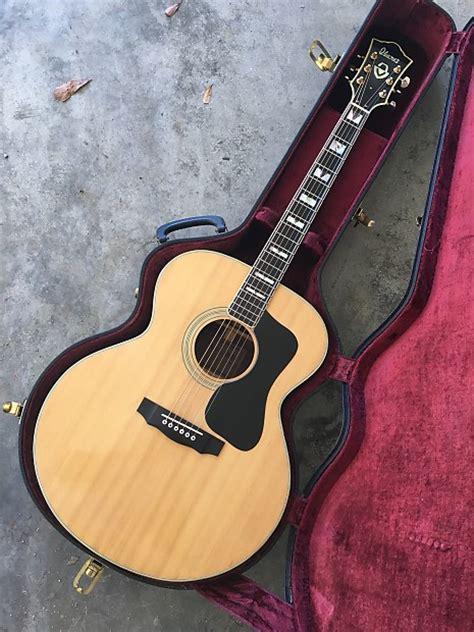 Ibanez Jumbo 1975 vintage ibanez concord 761 acoustic jumbo made in reverb